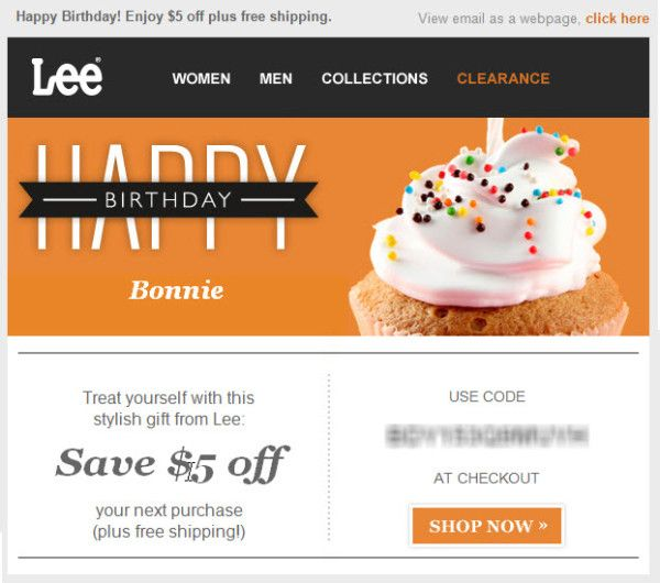 How Email Marketers Can Make Birthdays Come More Than Once