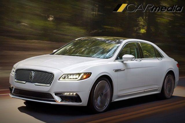 0004 Jpg Lincoln Continental Lincoln Continental Concept Lincoln