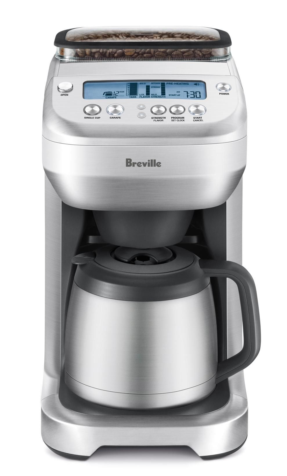 Breville YouBrew Coffee maker with grinder, Thermal