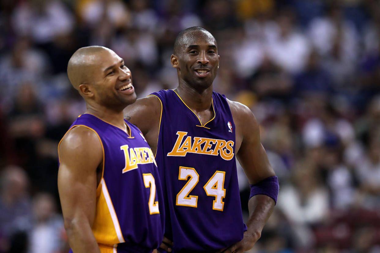 Roban anillos del ex jugador de NBA Derek Fisher Kobe