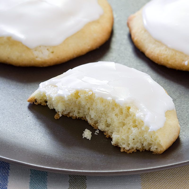 Lemon Sour Cream Cookies Cook S Country Sour Cream Cookies Fun Baking Recipes Lime Recipes