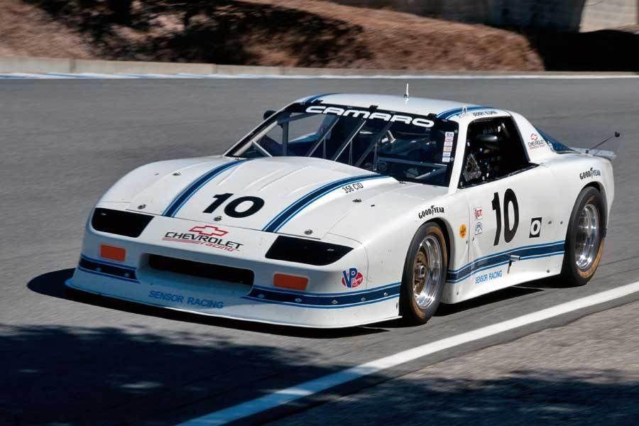 1988 Chevrolet Camaro with Trans AM and IMSA GTO History | Race cars ...