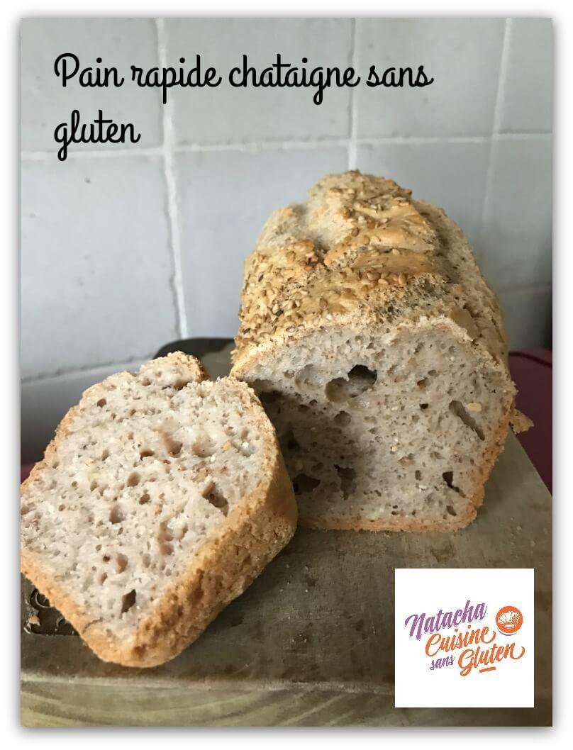 Si vous cherchez une recette rapide de pain sans gluten - Recettes cuisine sans gluten ...