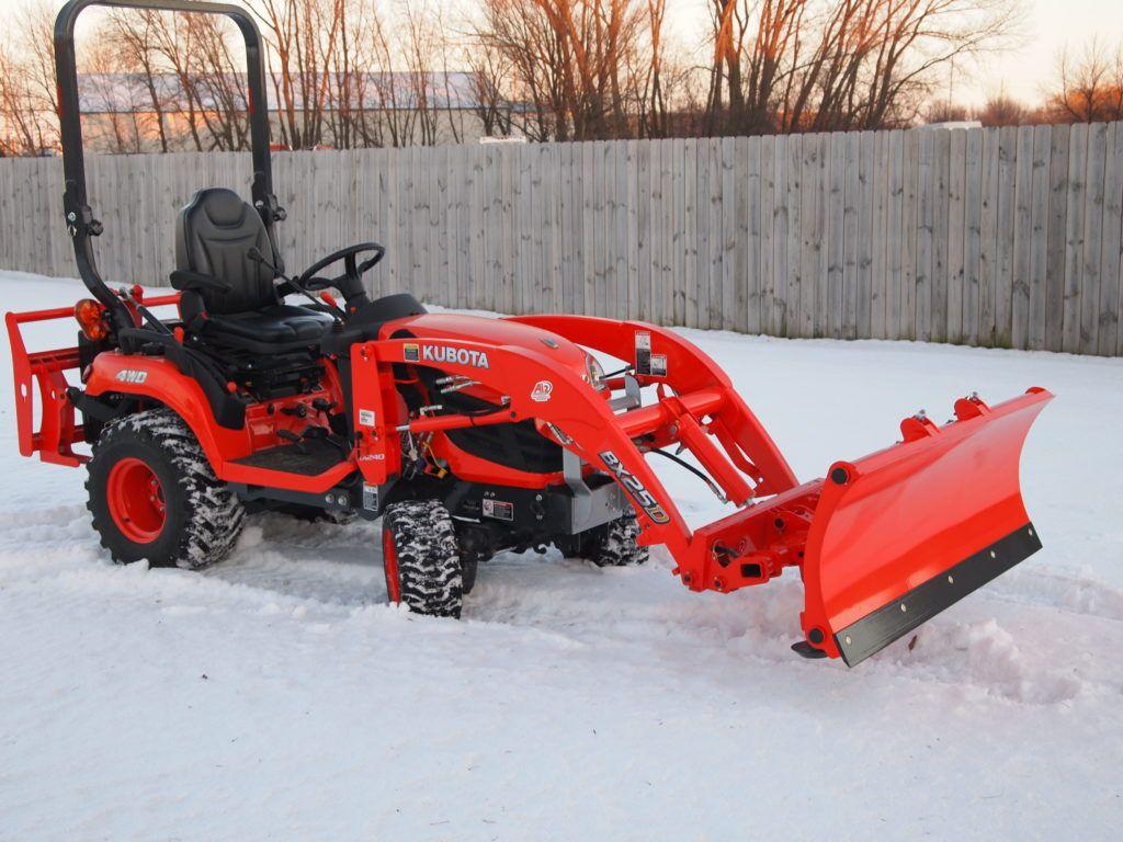 The Art of Plow For Polaris Ranger
