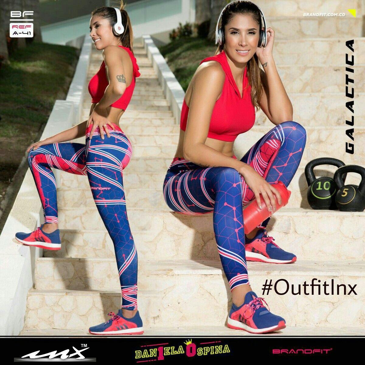 Elegir el mejor outfit para entrenar te permitirá lucir bien y sentirte cómoda, ésta es nuestra propuesta #OutfitInx #training #FashionFitness