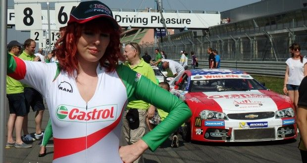 Unser Samstag bei der NASCAR Whelen Euro Series... NWES Samstags aufm Nürburgring...   ThreeWide.de