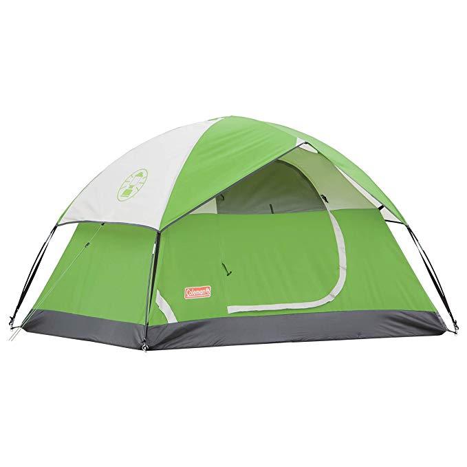 Coleman Sundome Tent Sports & Outdoors