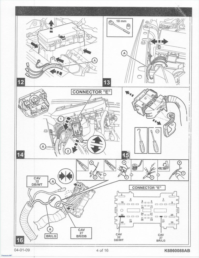 2010 Jeep Wrangler Wiring Diagram