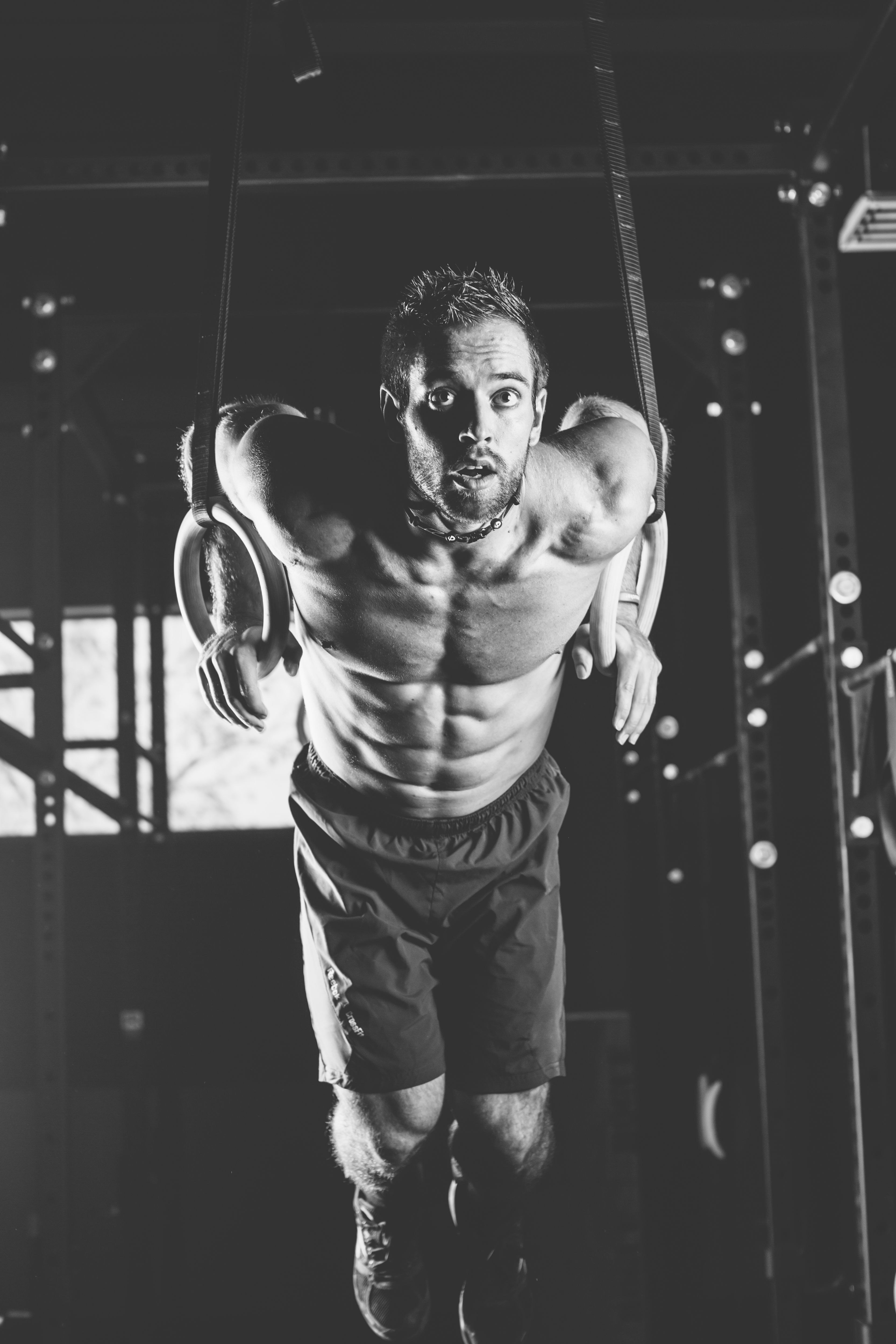 """Rich Froning, the """"Fittest Man on Earth"""" sat down with Home & Hill's own Anna Gilbert for a quick interview. For more on Froning, and to continue to read Gilbert's article check out issue 1 of Home and Hill Magazine.  www.homeandhill.com"""