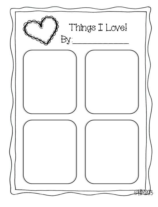 print out and have your kid fill it out for a valentines day activity valentine 39 s day ideas. Black Bedroom Furniture Sets. Home Design Ideas