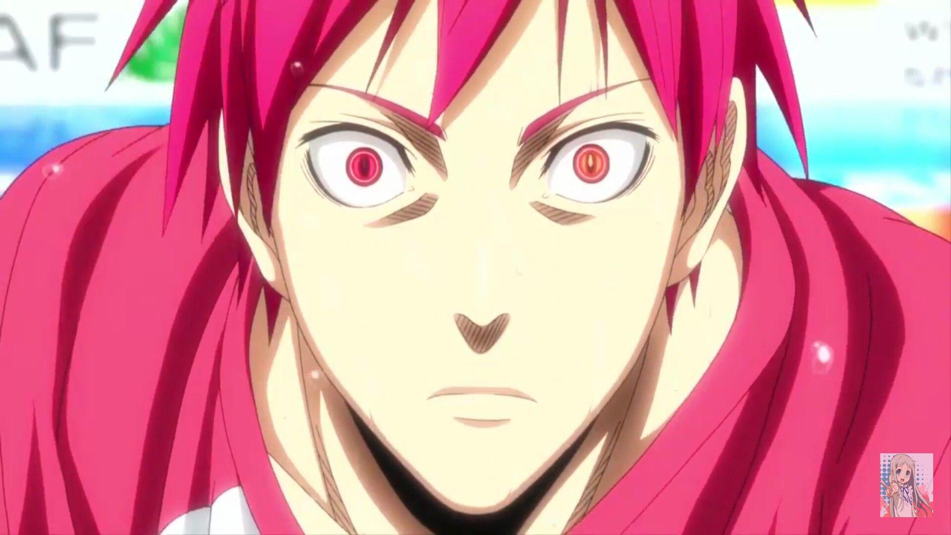 Akashi Seijuro Emperor Eye (KNB Last Game)...