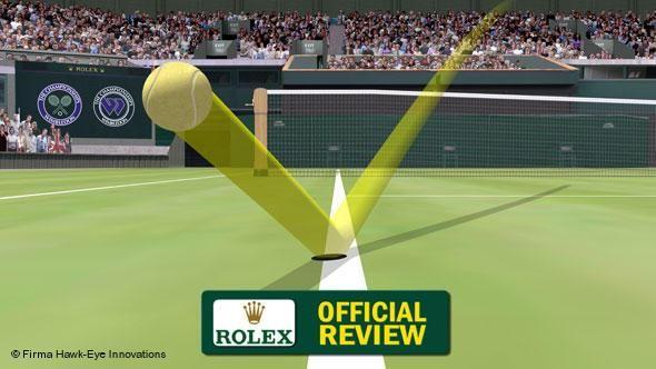 Tennis Hawk Eye Line Technology Tenis