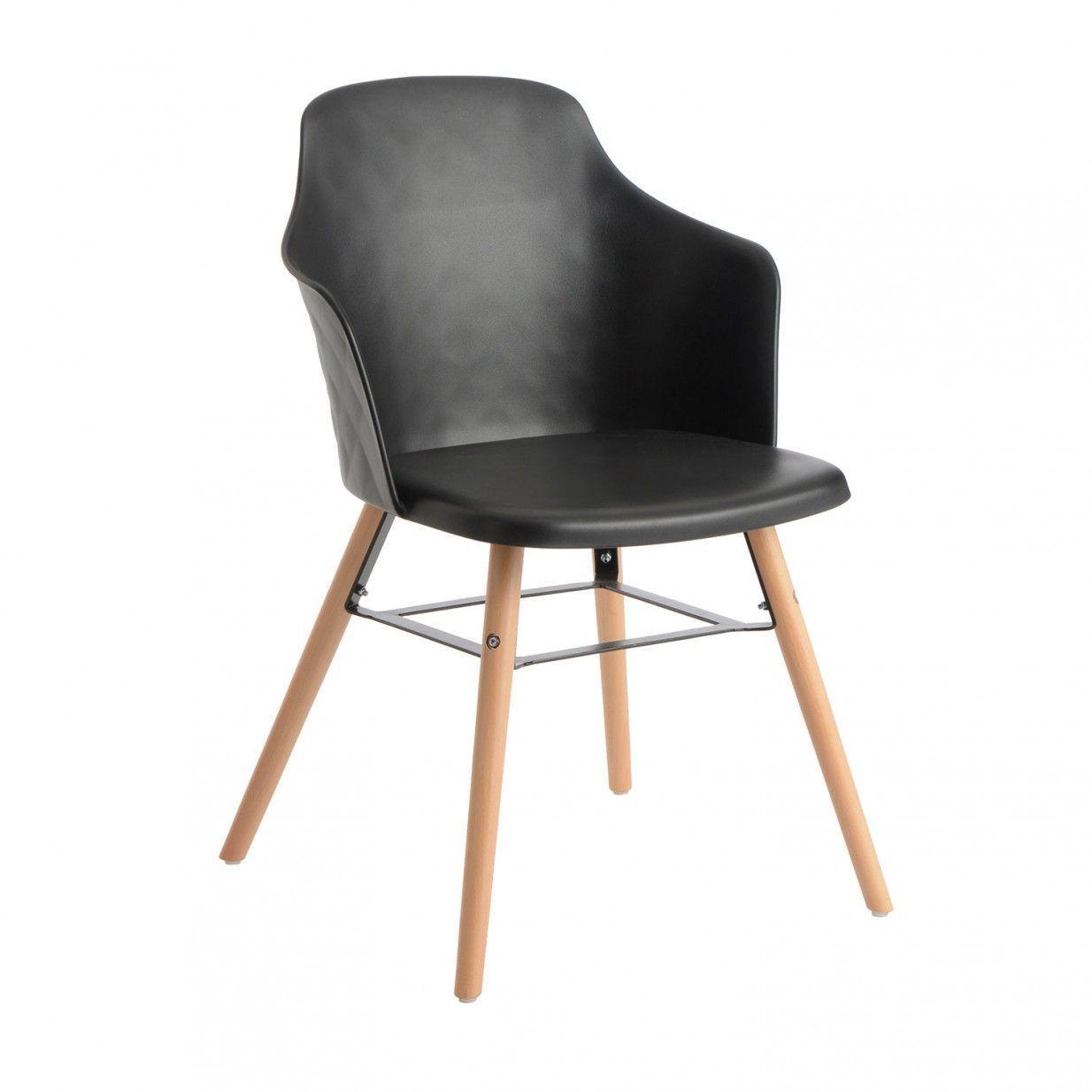 stuhl schwarz holz