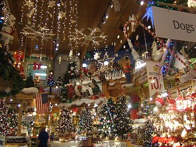 bronners christmas store the worlds largest in frankenmuth michigan