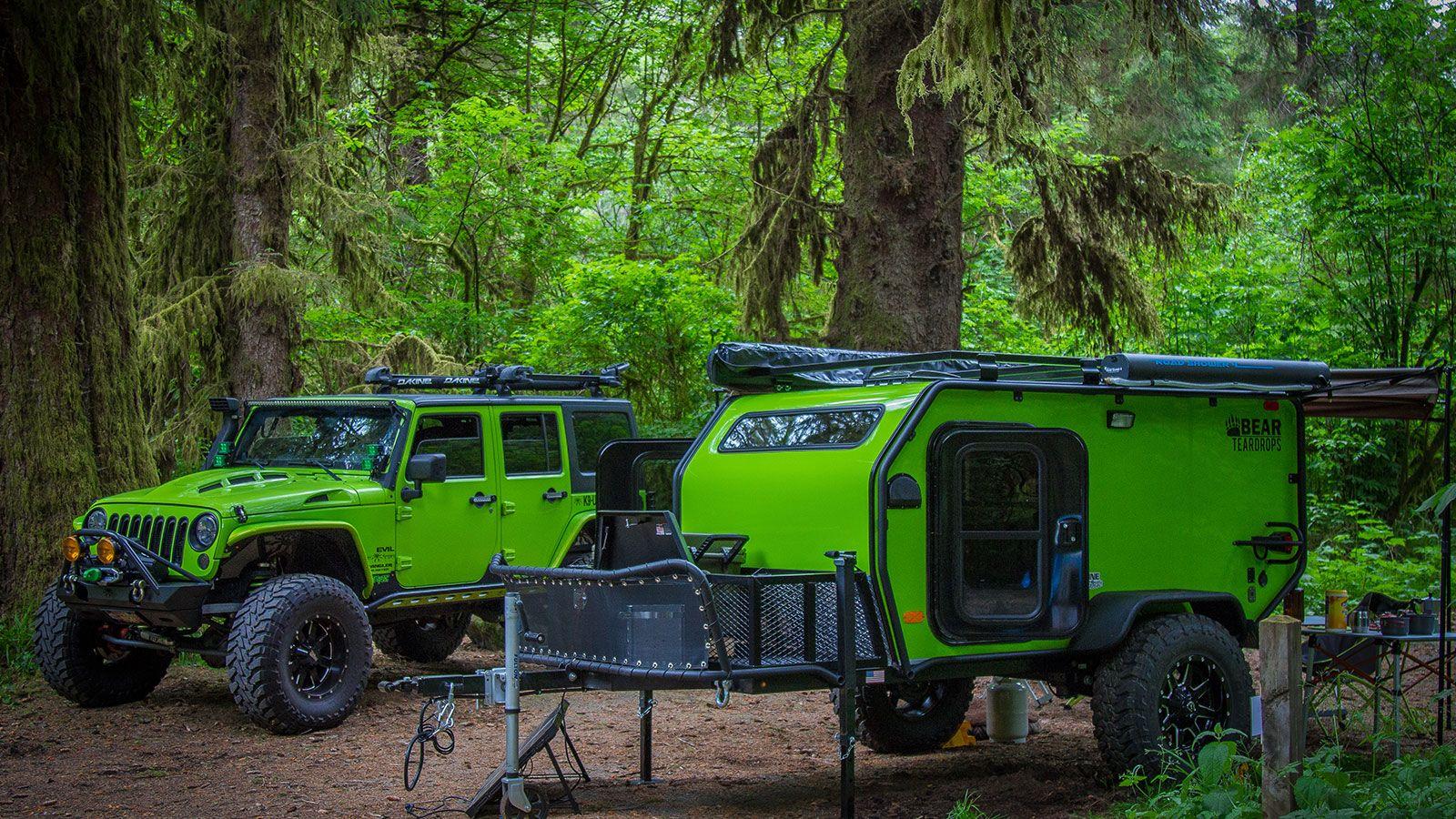 The Apache Trailer | Off road camper trailer, Off road ...