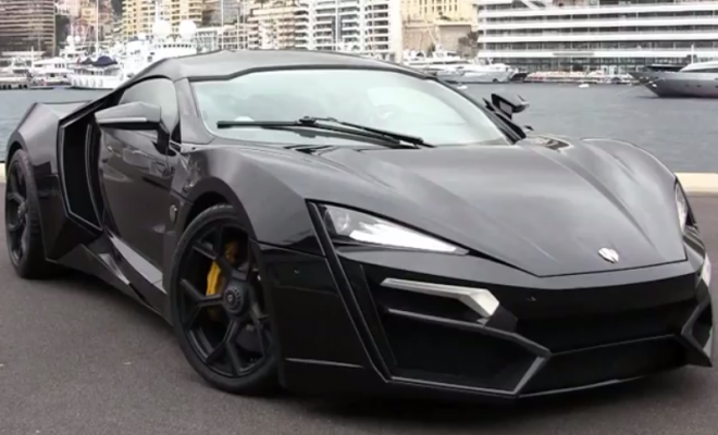 lykan hypersport looks and sounds immense video. Black Bedroom Furniture Sets. Home Design Ideas