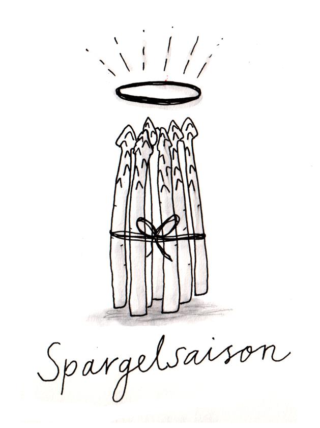 Spargelsaison