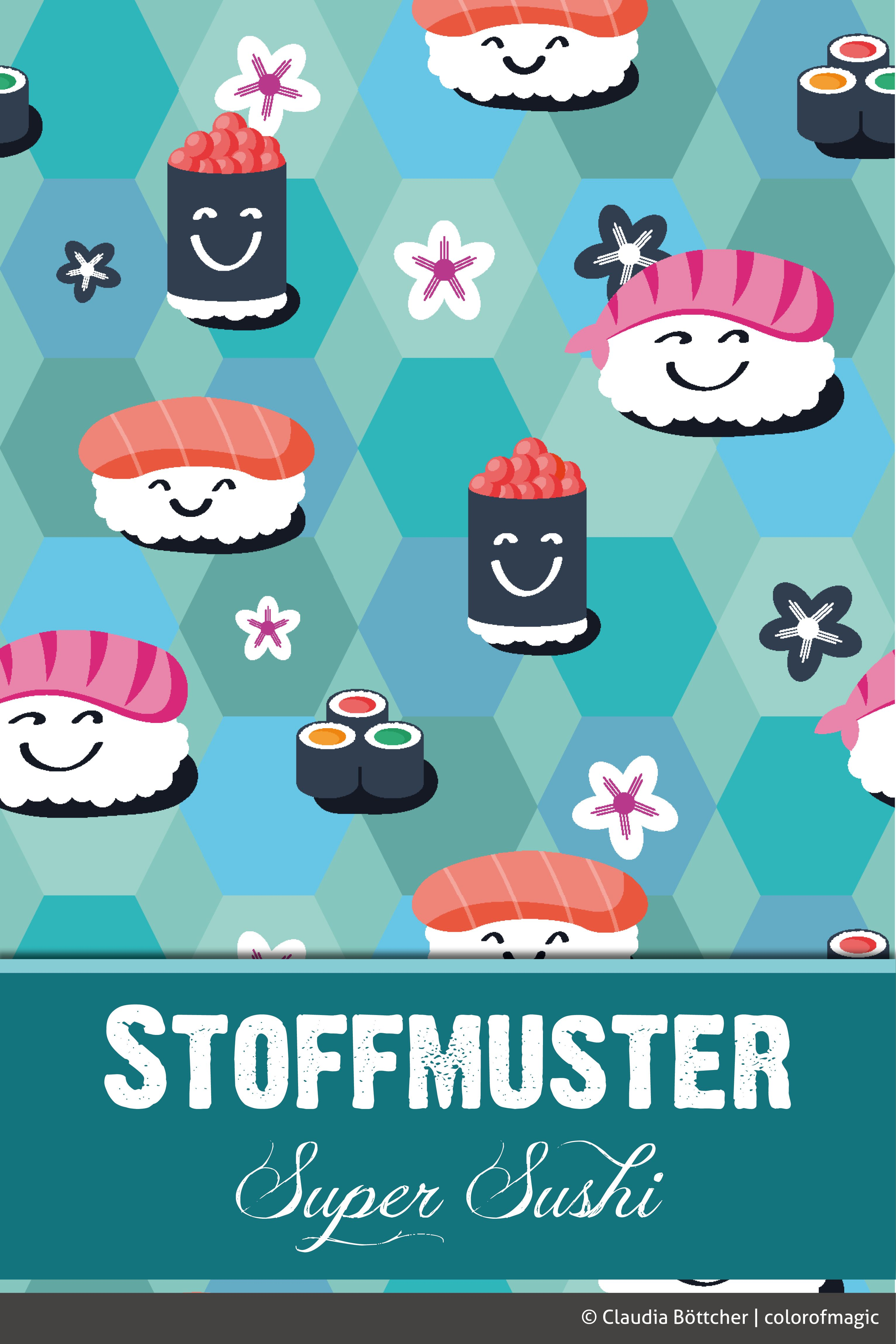 Contemporary Nähen Kawaii Muster Pictures - Decke Stricken Muster ...