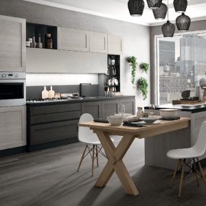 Cucina con l\'isola: in genere divise in due blocchi nel 2019 ...