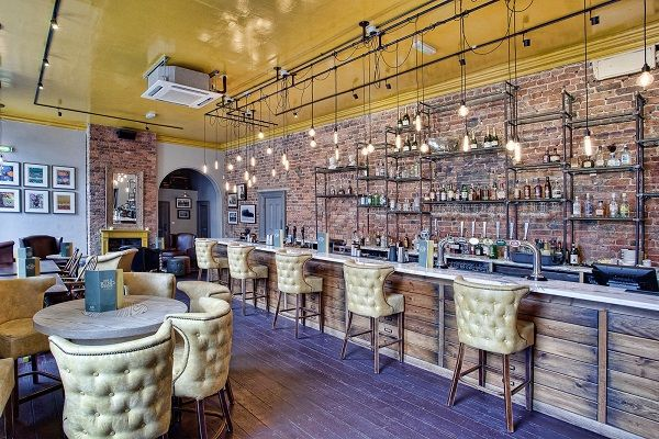 The Old Blind School In Liverpool Returns To Its Former Glory By DV8 Designs