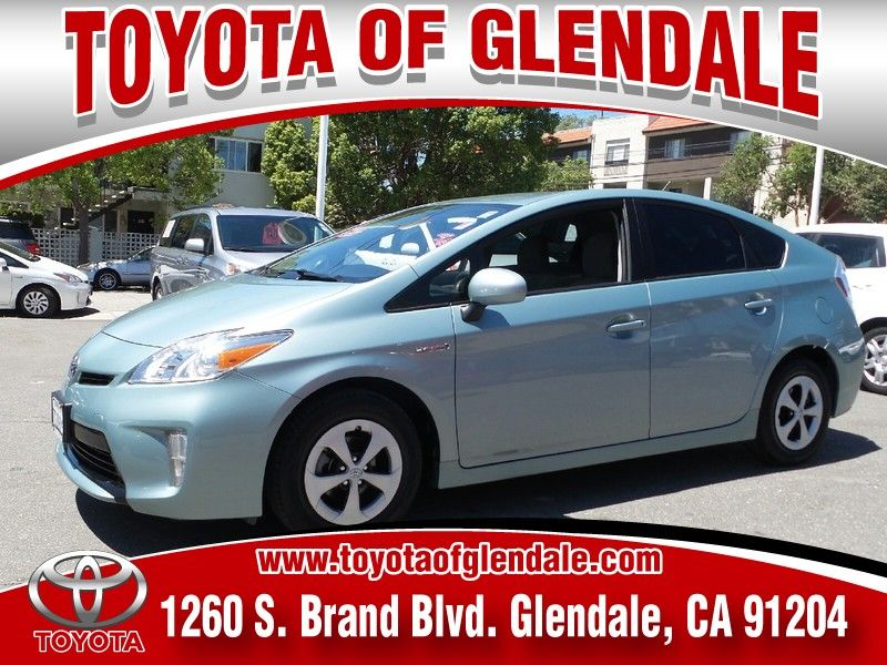 2014 Toyota Prius TWO Toyota of Glendale (With images