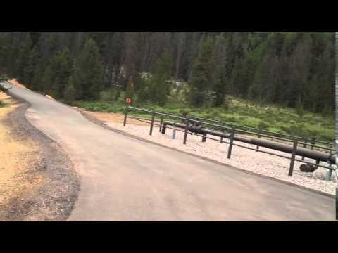 Bikes Vail Pass Shuttle Service Alpine Sports Rental Breckenridge Co Ski Snowboard Bike Rentals Safety Talk Trip Vacation