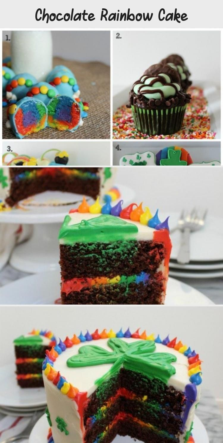 Photo of Chocolate Rainbow Cake #PinataKuchenRegenbogen #PinataKuchenSchoko #Pinat … – …