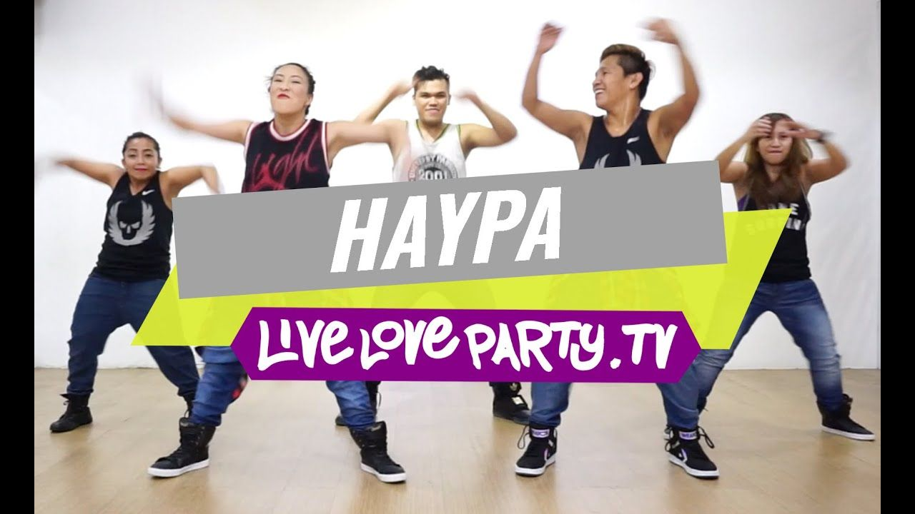 Haypa By Mmj Zumba Dance Fitness Live Love Party Dance Workout Zumba Dance Zumba