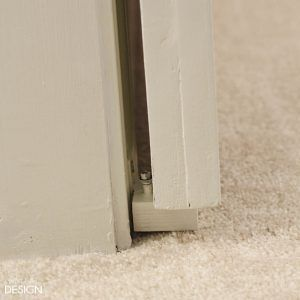 Sliding Closet Door Guides