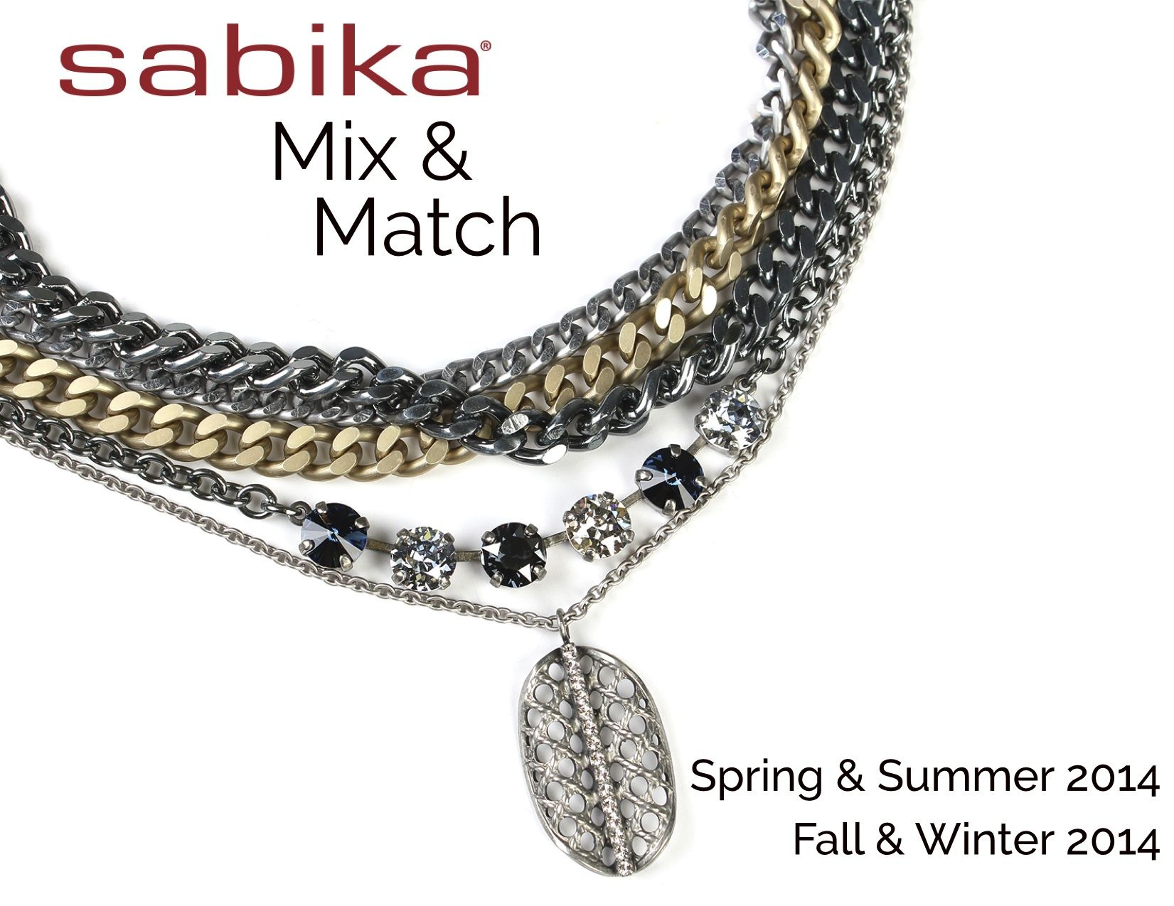 Sabika look necklace - Soft Hues For A Statement Look Impact 3 Row Choker Edition Country Star