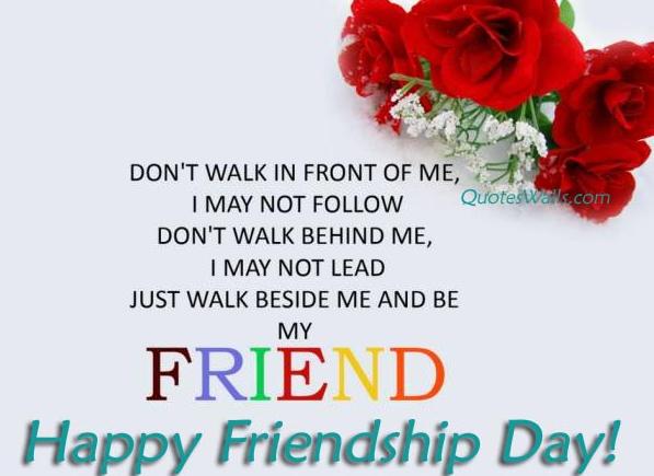 Happy Friendship Day Wishes In Hindi Happy Friendship Day