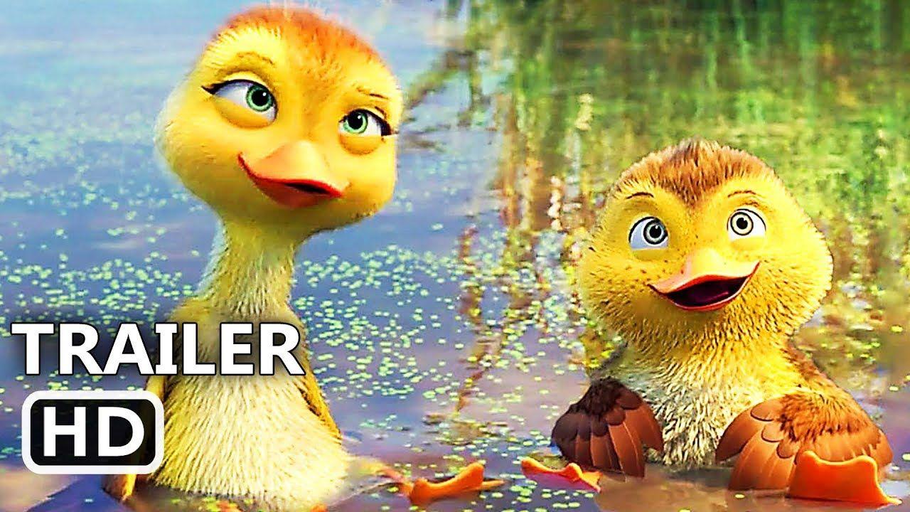DUCK DUCK GOOSE Official Trailer (2018) Zendaya, Animation
