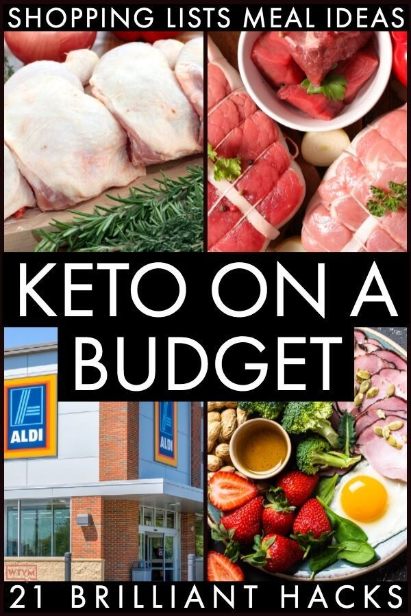 Keto On A Budget: 21 Ways To Lose Weight & Save Money On The Ketogenic Diet