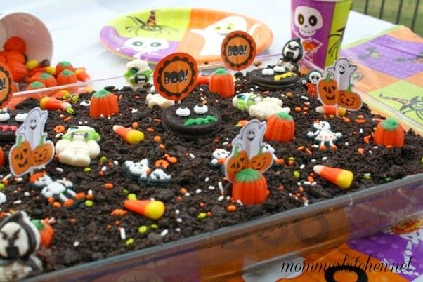 Mommy 39 s kitchen country cooking family friendly for Easy kid friendly halloween treats