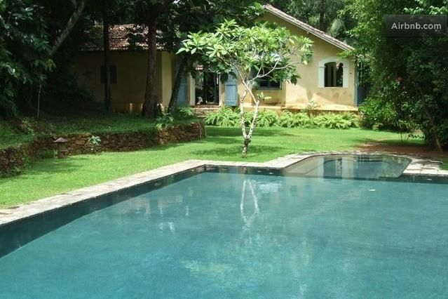 4 Bedroom Home in Galle to rent from £0 pw, with a shared swimming pool. Also with balcony/terrace, air con, TV and DVD.