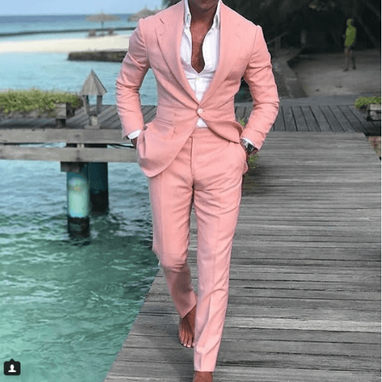 Mens Pastel Formal Wear 500x500 Guys Formal Style 19 Best Formal