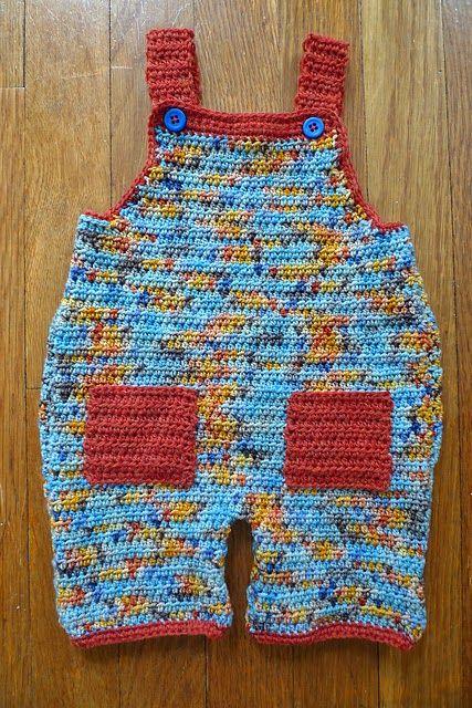 Lindas Crafty Corner Crochet Dungaree Pattern Haken Kleding
