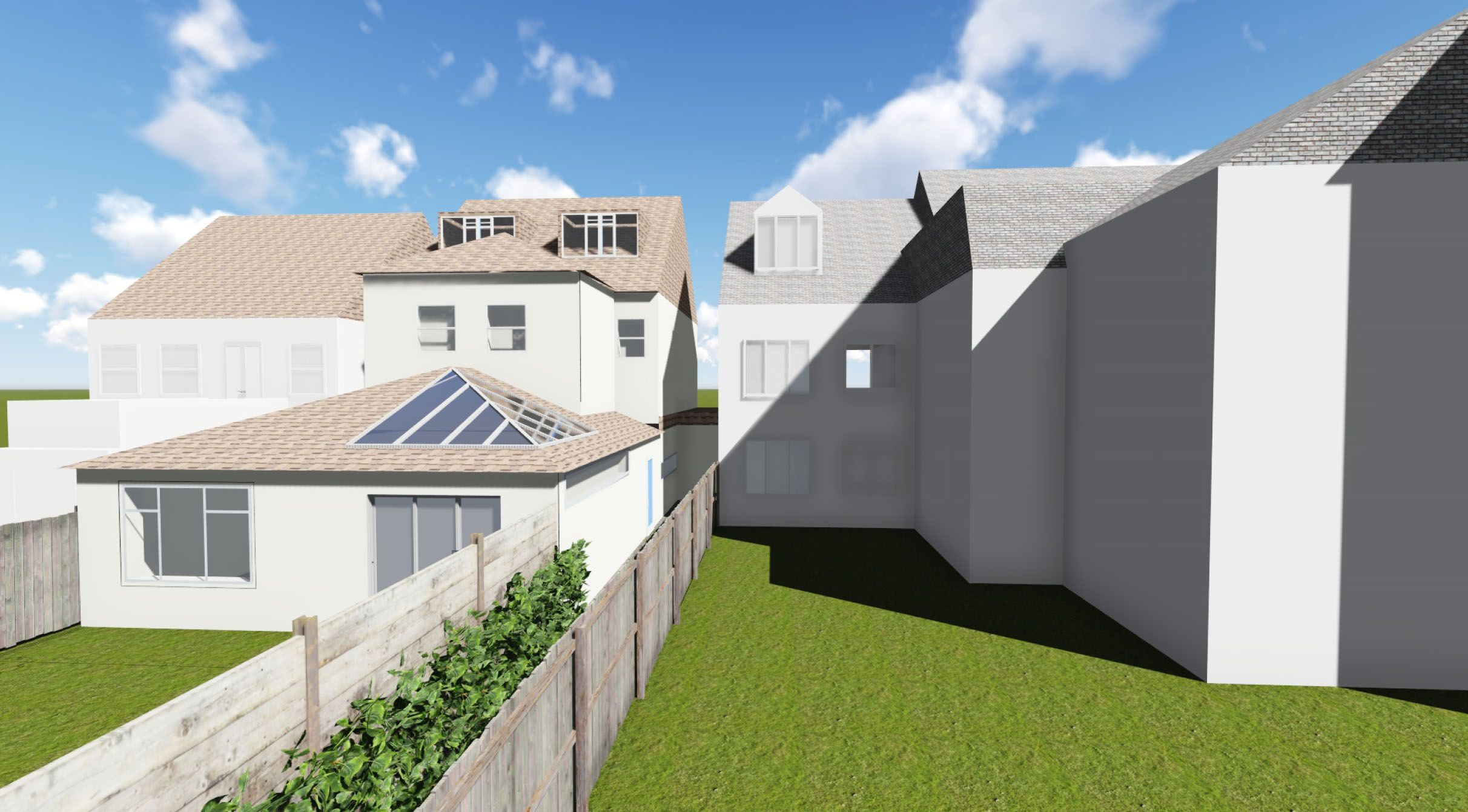 Single Storey Rear Extension in Croydon | Extension Architecture