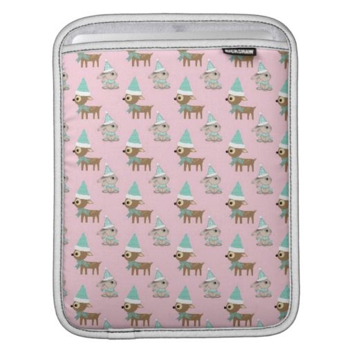 ==> reviews          Bunnies and Reindeer over Pale Pink Holiday Art Sleeves For iPads           Bunnies and Reindeer over Pale Pink Holiday Art Sleeves For iPads We provide you all shopping site and all informations in our go to store link. You will see low prices onThis Deals          Bun...Cleck Hot Deals >>> http://www.zazzle.com/bunnies_and_reindeer_over_pale_pink_holiday_art_ipad_sleeve-205486795080106281?rf=238627982471231924&zbar=1&tc=terrest