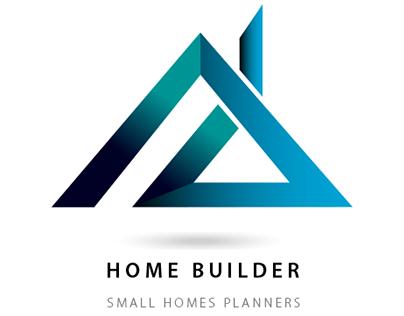 check out new work on my behance portfolio home builder logo httpbenetgallery34023656home builder logo