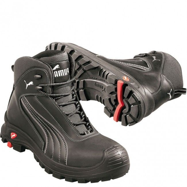Puma mens, Safety shoes, Safety boots