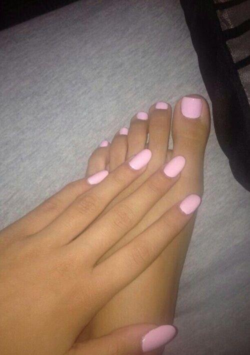 Light Pink Nail Polish Colors