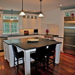 Kitchen Island Design,