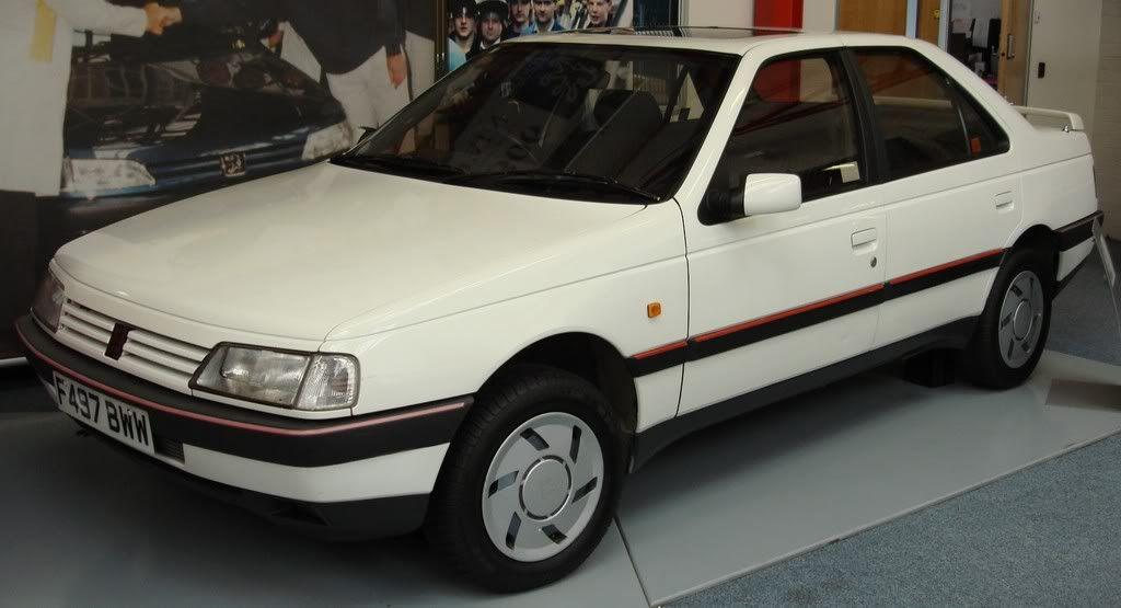 Peugeot 405 SXi 18
