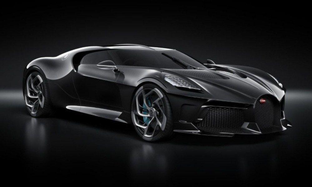 What Makes Bugatti S La Voiture Noire The Most Expensive Car In The World Most Expensive Car Black Car Expensive Cars