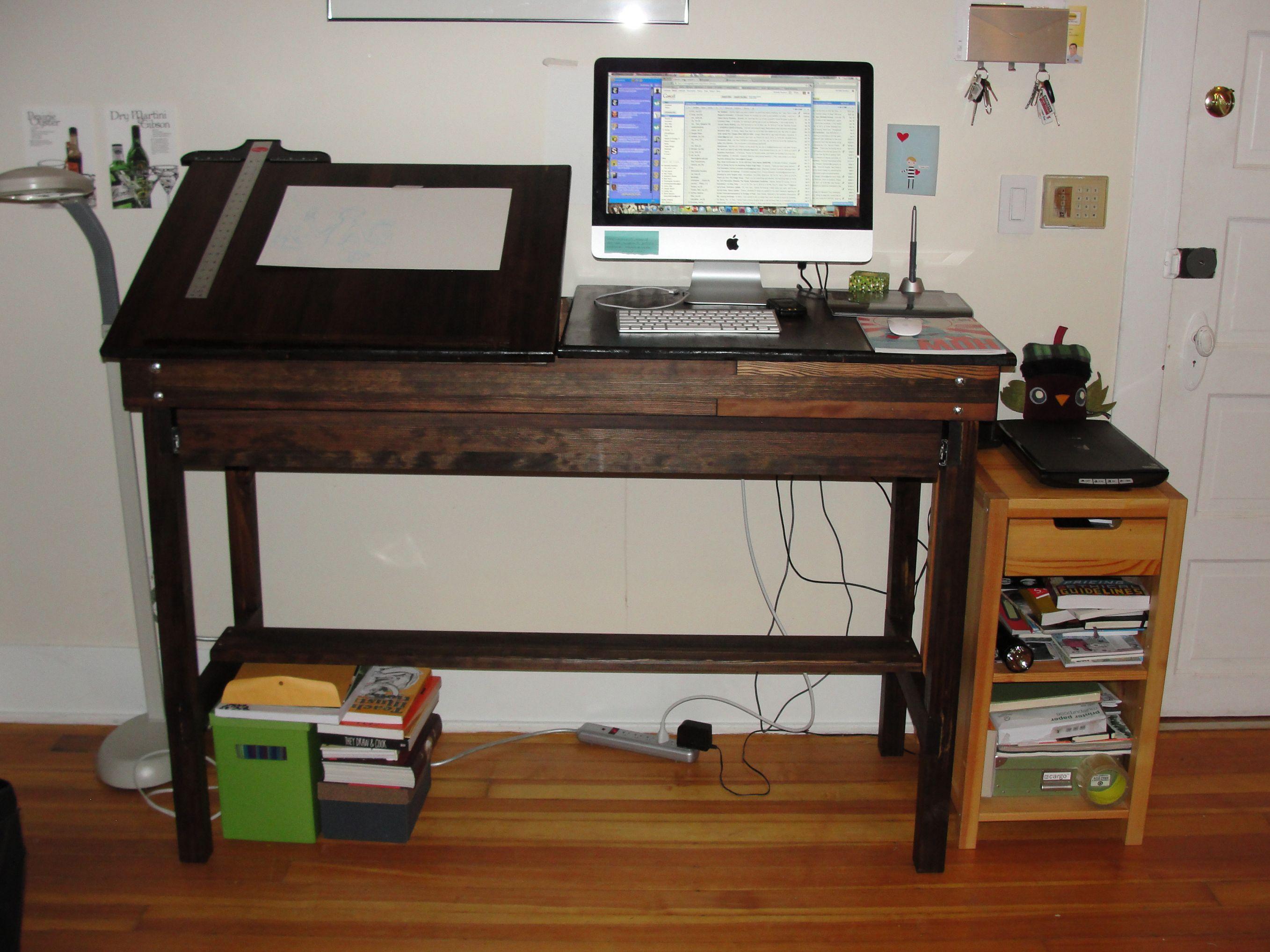Drafting Table Standing Desk Best Ergonomic Desk Chair Check More - Drafting table standing desk
