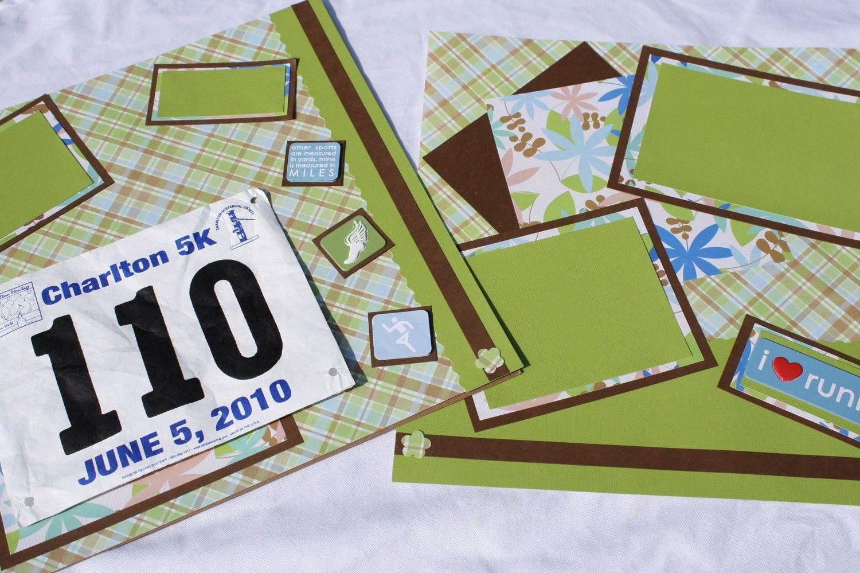 Running scrapbook ideas - 17 Best Images About Scrap Running On Pinterest Creative Memories Running And Shelters