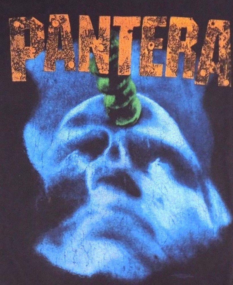 Pantera Far Beyond Driven T Shirt Vintage T Shirts Pantera Far