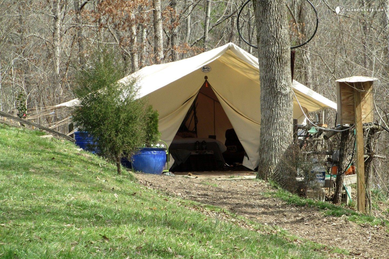 Charmant Cabin Tent Rental In North Carolina