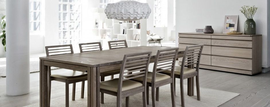 sm24 dining table from dansk dining dining chairs extension rh pinterest com